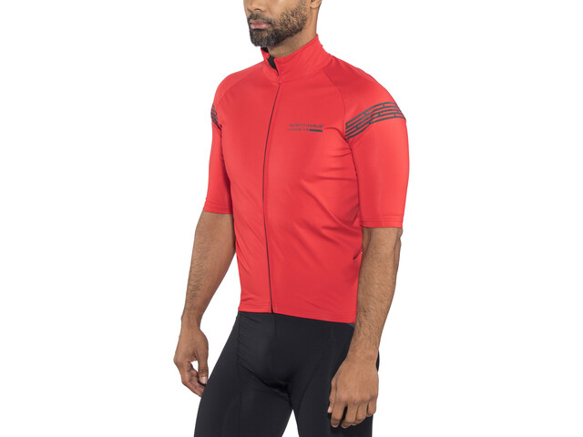 Northwave Extreme H2O Total Protection Shortsleeve Jacket Herren red
